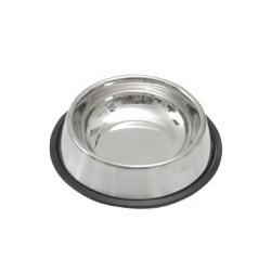Gamelle pour chat 200 ml acier inoxydable