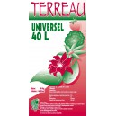 TERREAU UNIVERSEL 40L