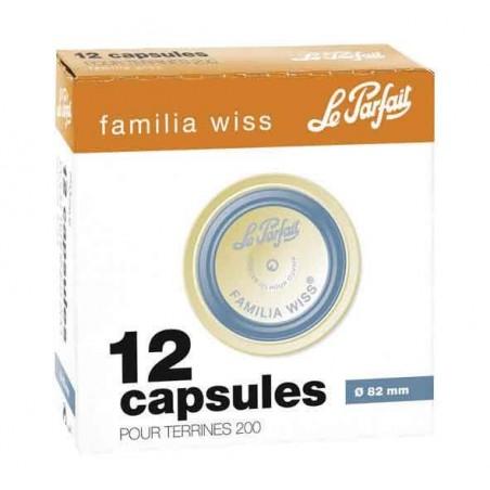 CAPSULES FAMILIA WISS D.82 X12