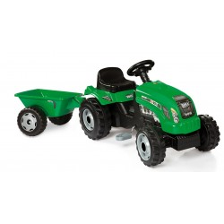 JOUET TRACTEUR A PEDALES  SMOBY