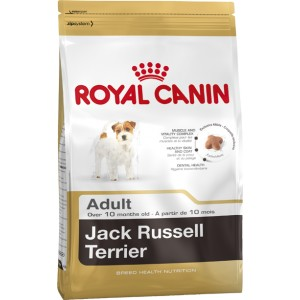 ALIMENT CHIEN JACK RUSSELL ADULT 3KG