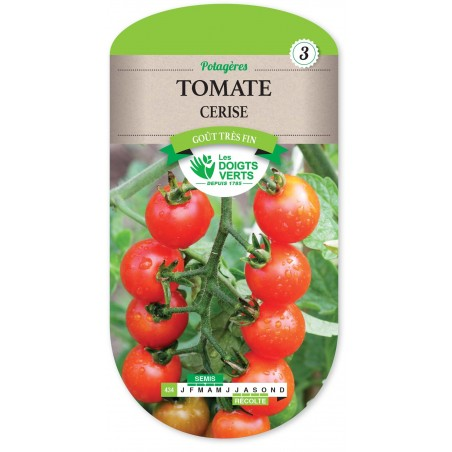 TOMATE CERISE CHERRY SMALL cat3