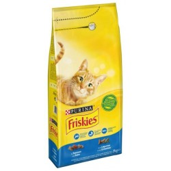 ALIMENT CHATS FRISKIES VITALITY SAUMON 2KG