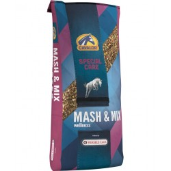 ALIMENT CHEVAL MASH & MIX 15KG