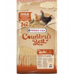 ALIMENT POUSSIN GOLD 1 & 2 CRUMBLE 5KG
