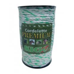CORDELETTE CLOTURE PREMIUM D 6 MM 200M