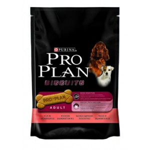 ALIMENT CHIEN PROPLAN BISCUITS SALMON RICE 400G