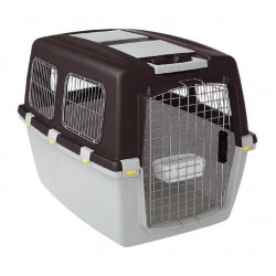 BOX TRANSPORT CHIEN GULLIVER MEGA 92X64X66CM
