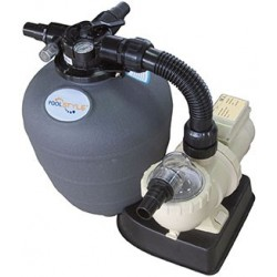 KIT DE FILTRATION HORS SOL POOLSTYLE 250 W 6M3/H