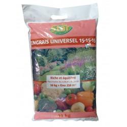 ENGRAIS UNIVERSEL 3X15 10KG