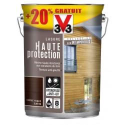 LASURE HAUTE PROTECTION BOIS CHENE FONCE 2,5L+20% V33