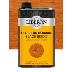 CIRE ANTIQUAIRE MERISIER FONCE LIQUIDE 0.5L