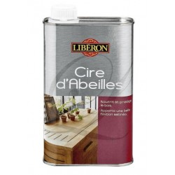 CIRE D'ABEILLES LIQUIDE CHENE DORE 0.5 L