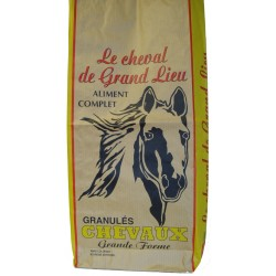 ALIMENT CHEVAL DE GRAND LIEU 25KG