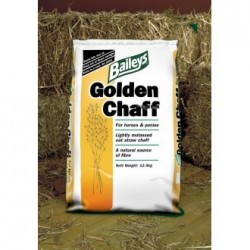ALIMENT CHEVAL GOLDEN CHAFF 12 5KG