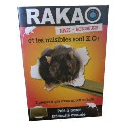COLLE GLU ATTRAPE RATS SOURIS