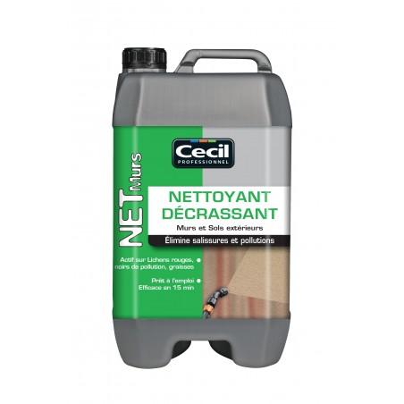 NETTOYANT FACADE TOIT-NET.MURS 5L