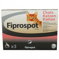 FIPROSPOT CHAT 3 PIPETTES