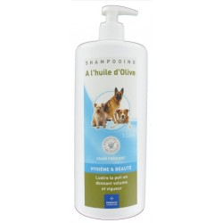 SHAMPOOING HUILE D OLIVE 1 L