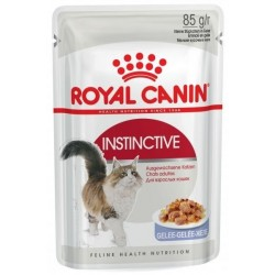 BOUCHEES EN GELEE INSTINCTIVE POUR CHAT 12X85G ROYAL CANIN