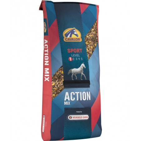 ALIMENT CHEVAL ACTION MIX 20KG