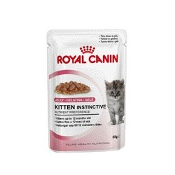 ALIMENT CHAT KITTEN INSTINCTIVE 85G