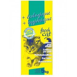 LITIERE CHAT FRESH CAT GRANULES 5KG