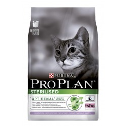 PROPLAN CHAT  STERILISED SAUMON 400G