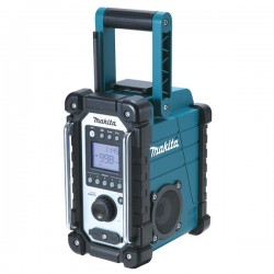 RADIO DE CHANTIER MAKITA 7.2 A 18 V LI-ION