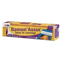 RAMON'ASSUR. BÛCHE DE RAMONAGE