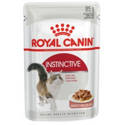ALIMENT CHAT INSTINCTIVE 85G