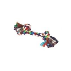 Corde à noeuds coton 37 cm
