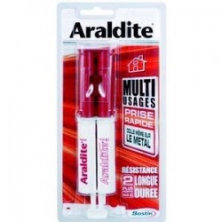 ARALDITE RAPIDE  SERINGUE 24ML