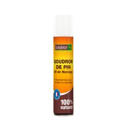 GOUDRON DE PIN NATUREL  AEROSOL 200ML