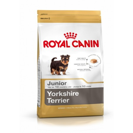 ALIMENT CHIEN YORKSHIRE TERRIER JUNIOR 1.5KG