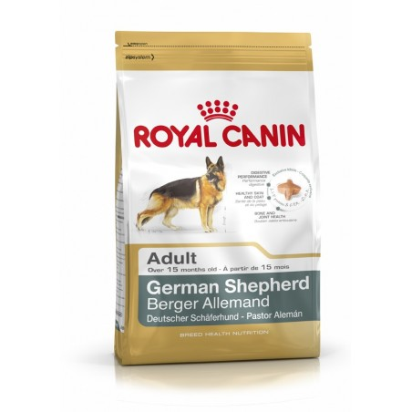 ALIMENT CHIEN GERMAN SHEPHERD ADULT 12KG