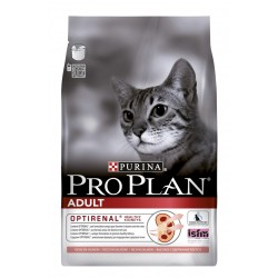 ALIMENT CHAT PRO PLAN CAT ADULT SALMON RICE 3KG