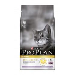 ALIMENT CHAT PRO PLAN CAT LIGHT TURKEY RICE 1.5KG