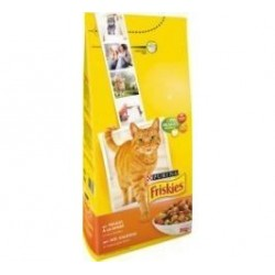 ALIMENT CHAT FRISKIES POULET DINDE 2KG