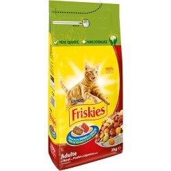 ALIMENT CHAT FRISKIES VITALITY  BOEUF 2KG