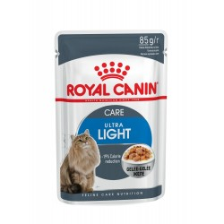 ALIMENT CHAT WET ULTRA LIGHT BOITE DE 12X85G