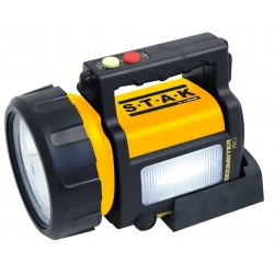 PHARE LED 5 W PROFESSIONNEL RECHARGEABLE