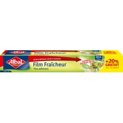 FILM FRAICHEUR ALBAL 50M X 0.325M +20% OFFERT