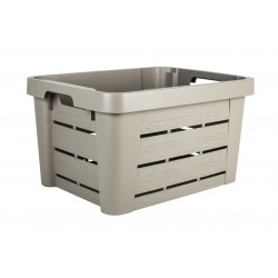 CAISSE DECOR BOIS WOODBOX 45L