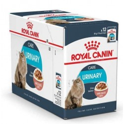 ALIMENT HUMIDE CHAT URINARY CARE SAUCE 12X85G ROYAL CANIN