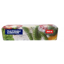FILM ALIMENTAIRE ETIRABLE 300M X 0.30M