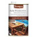 HUILE PROTECTRICE BOIS EXOTIQUES 1 L