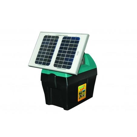 KIT ELECTRIFICATEUR SOLAIRE KICLO K12V+PAN.+BATT.