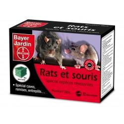 BLOCS EXTRUDES RAT ET SOURIS X18
