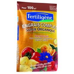 ENGRAIS COMPLET SUPER ORGANIQUE 8KG